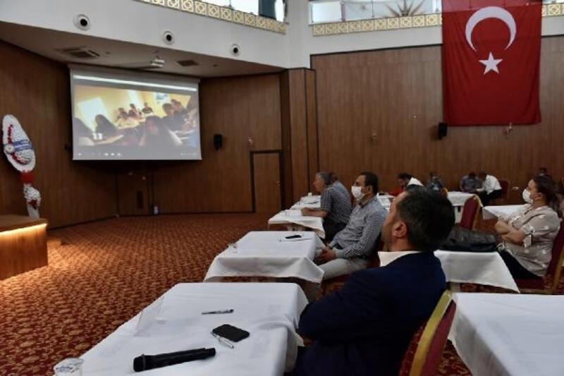 Başkan Kocaispir 1 yıllık hizmet sürecini anlattı