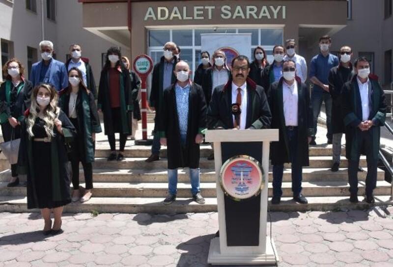 Sivas Baro Başkanlığı'ndan yasa değişikliği açıklaması