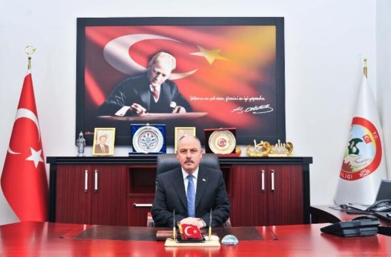 Vali Coşkun'dan Osmaniyelilere veda mesajı