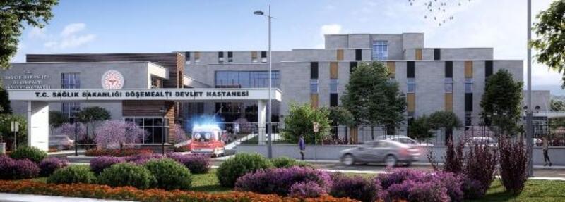 Döşemealtı'na 100 yataklı devlet hastanesi