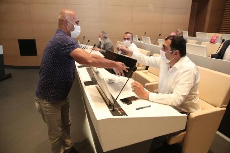 Nilüfer Belediyesi'nde komisyonlar yenilendi