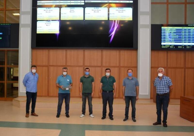 Yeni mahsul kanola, Edirne Ticaret Borsası'nda
