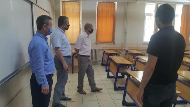 Orhangazi'de LGS öncesi okullar denetlendi