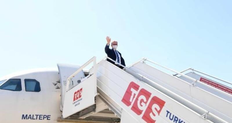 Vali Karaloğlu'ndan Antalya'ya veda