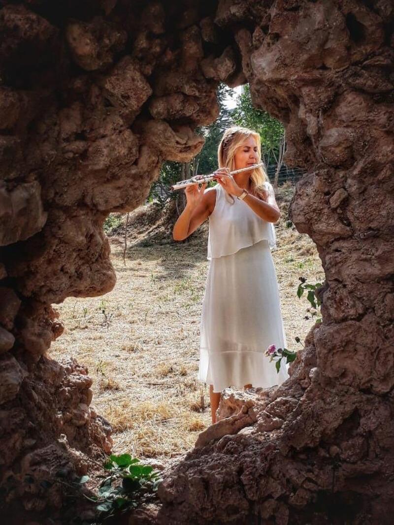 Roma hamamında flüt sesi