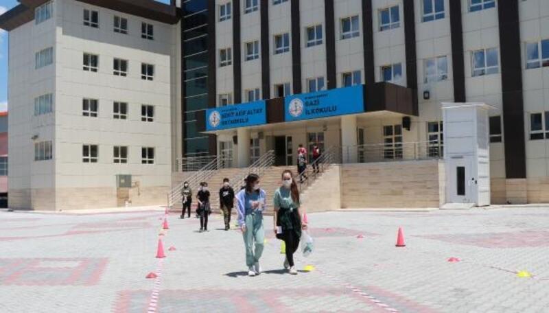 Burdur'da LGS heyecanı