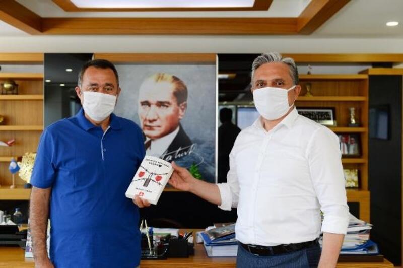 Antalya edebiyat kenti olacak