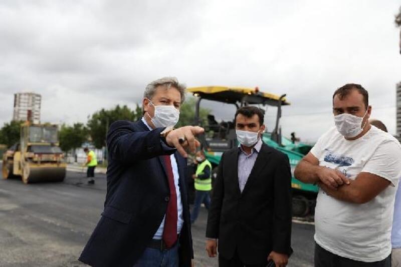 Başkan Palancıoğlu, çalışmaları yerinde inceledi