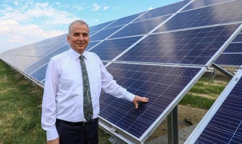 Büyükşehir'in güneş tarlaları 2 MW güce ulaştı