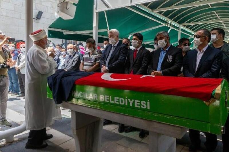 Eski MHP milletvekili Kilci, son yolculuğuna uğurlandı