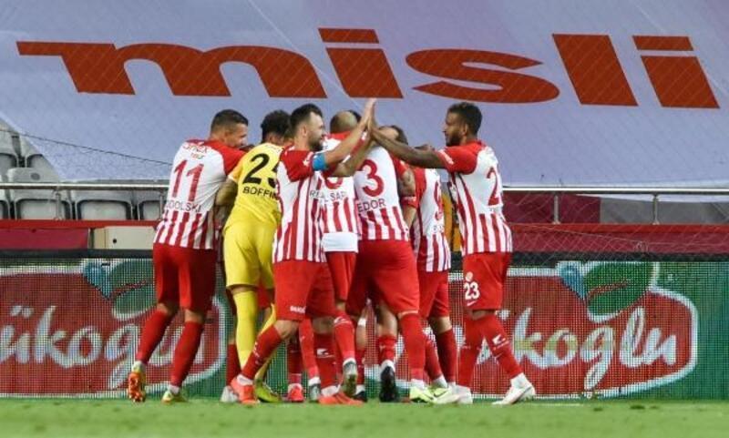 Antalyaspor rekor yeniledi