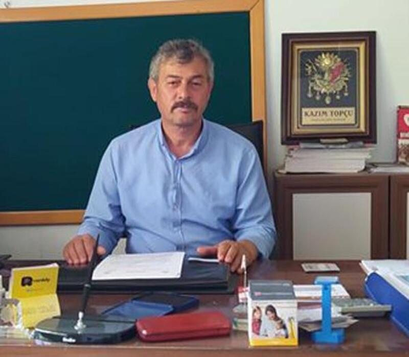 Lüleburgaz'da bıçaklanan muhtar yaralandı