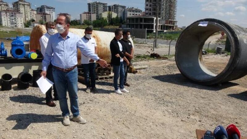 Edirne Belediye Başkanı Gürkan, altyapı için 'sabır' istedi