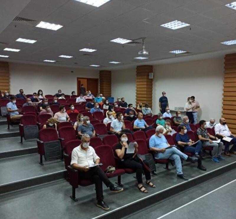 Manavgat'ta YKS hazırlıkları