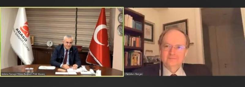 Büyükelçi Dr. Berger: Türkiye, AB'nin tedarik zincirinin önemli bir parçası