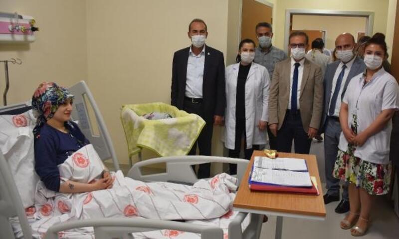 Sivas'ta, Kadın Doğum ve Çocuk Hastalıkları Hastanesi hizmete başladı