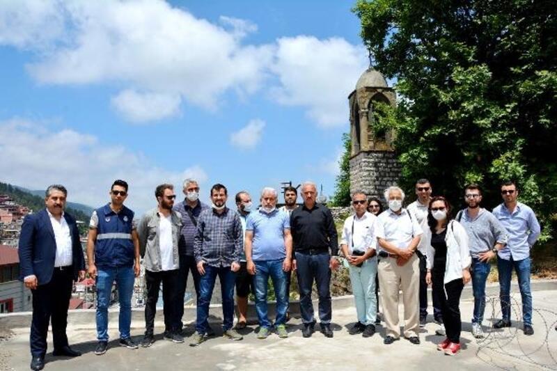 Turist rehberleri Belen'i rotalarına ekleyecek