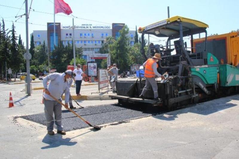 Büyükşehir'den Sigorta Kavşağı'na düzenleme