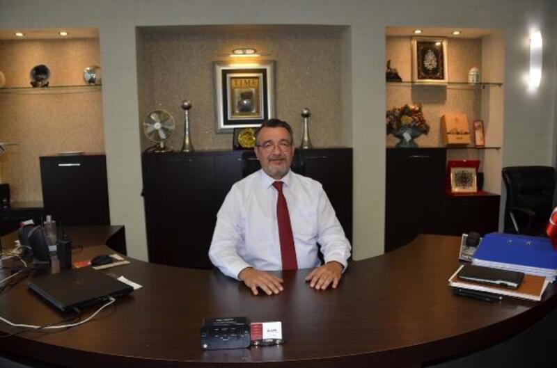 BUTTİM Başkanı Şengül: BUTTİM, Türkiye'nin ticaret merkezi olabilir
