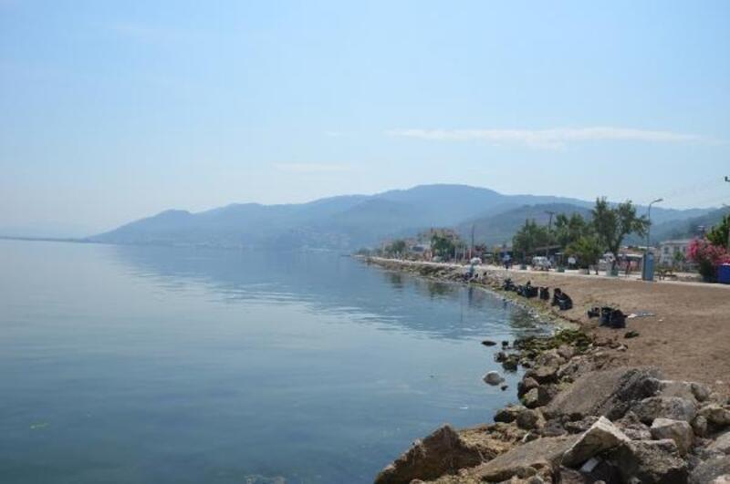 Bursa sahilleri temiz