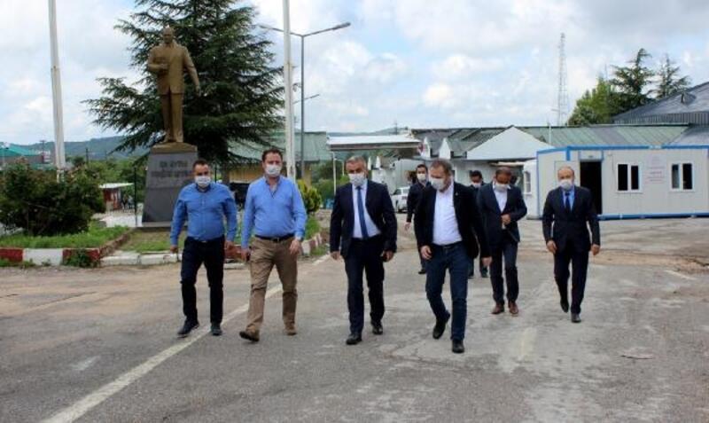 KTSO Başkanı Ilık: Dereköy Sınır Kapısı, yabancıların gözünde güzel bir intiba oluşturacak