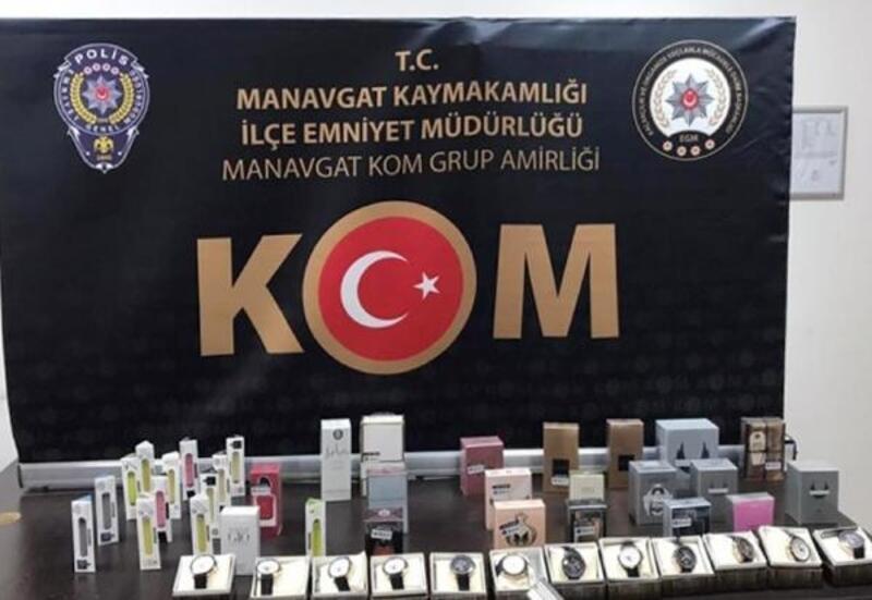 Antalya Polisi, kaçakçılara göz açtırmıyor