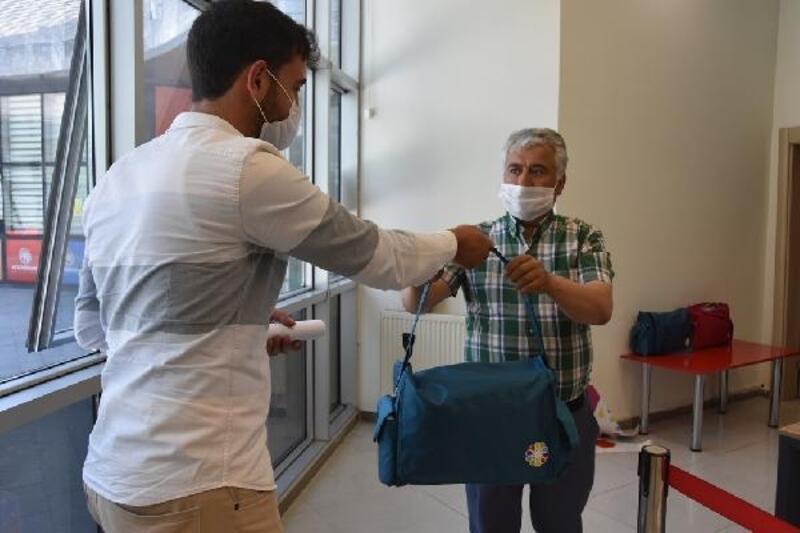 Kocasinan'da 17 bin 800 bebeğe hediye