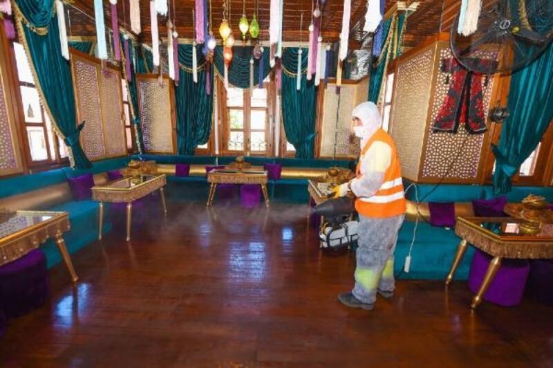 Altındağ'da düğün salonları yeni döneme hazır