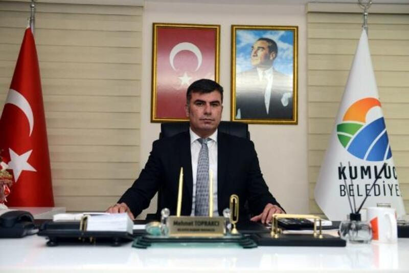 Kumluca Belediyesi başkan yardımcısı istifa etti