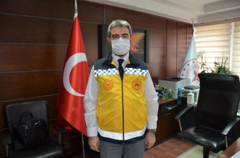 Bursa İl Sağlık Müdürü Kaşıkcı: Cezadan kaçmak için değil, kendiniz için maske takın