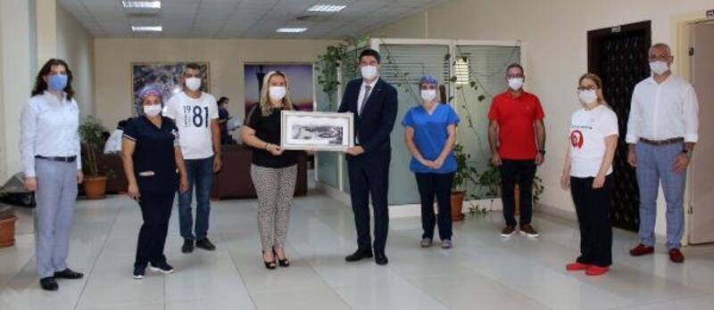 ANTGİAD, sağlık çalışanlarının çocuklarına hediye gönderdi
