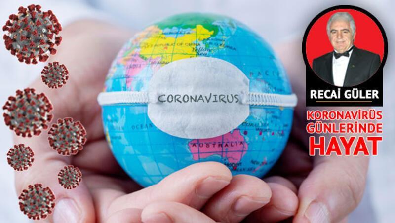 Pandemi sürecine destek olmalıyız