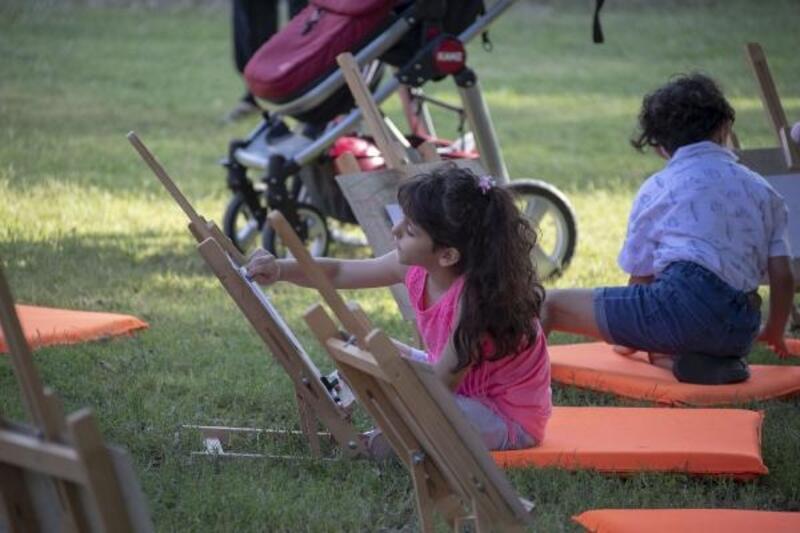 Ücretsiz atölyeler, kadın ve çocukları bekliyor