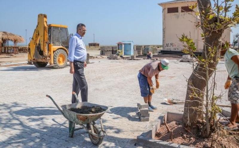 Yeniköy'ün, turizmden hak ettiği payı alması için çalışmalar sürüyor