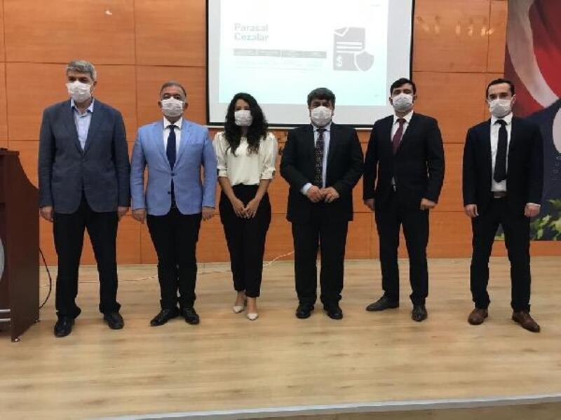 Osmaniye'de kişisel verilerin korunması kanunu semineri