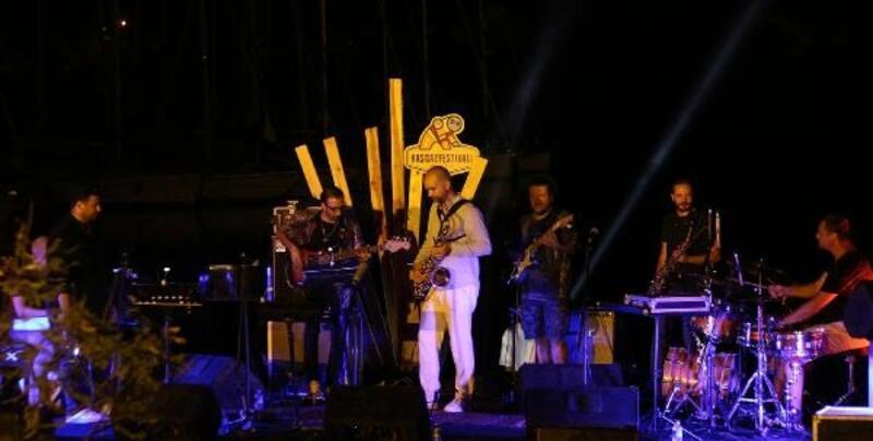 Kaş Caz Festivali 28 Ağustos'ta