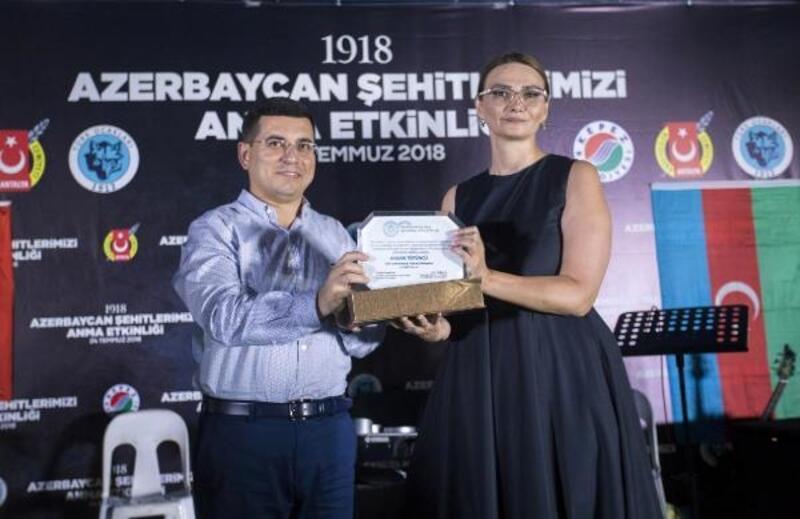Kardeş Azerbaycan'dan Tütüncü'ye teşekkür