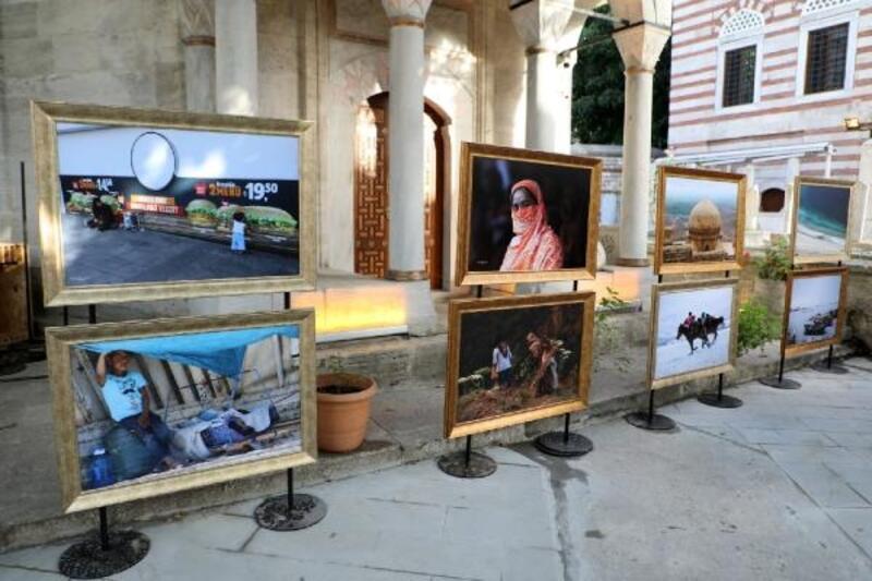 Eyüpsultan'da 'Bir Dünya Anadolu' sergisi