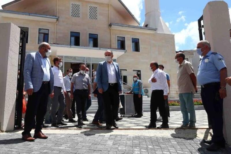 Hasan Hüseyin Kozan Camii açıldı