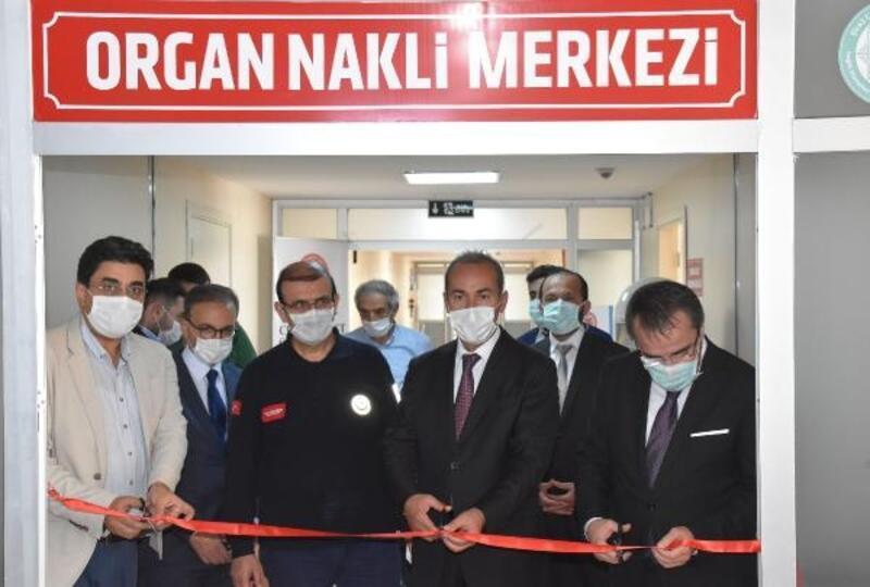 SCÜ'de Organ Nakil Merkezi hizmete açıldı