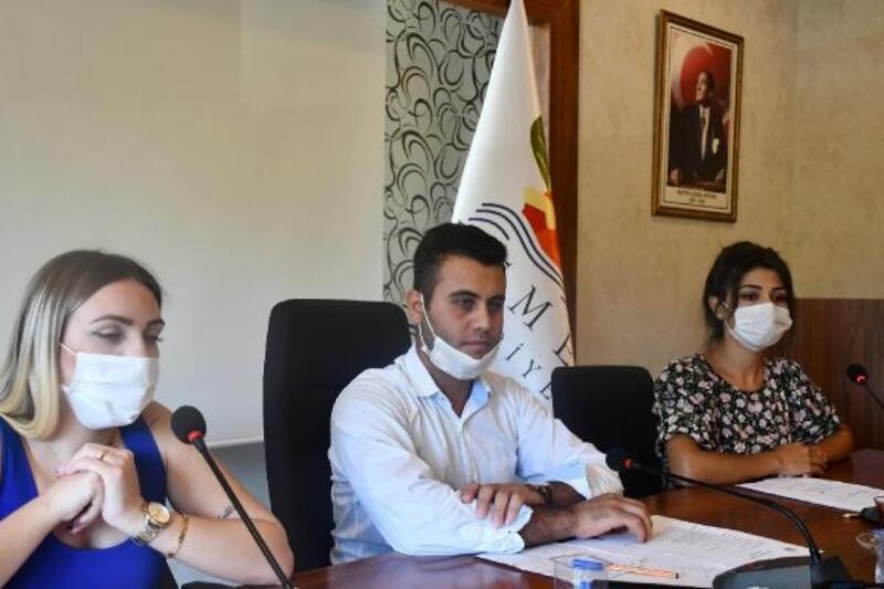 Kemer'de gençlik meclisi toplandı