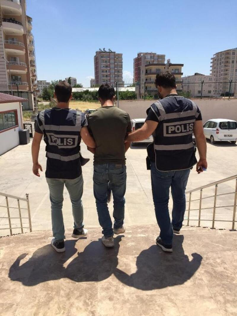 Kahta'da girdiği 4 iş yerinden hırsızlık yapan şüpheli tutuklandı