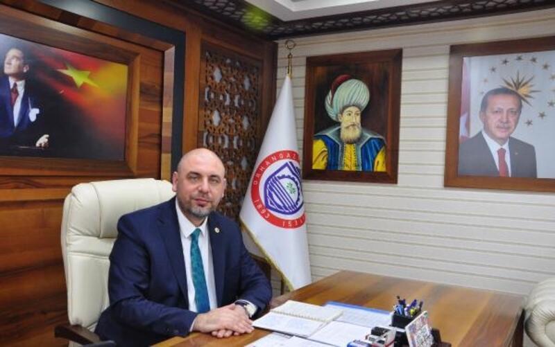 Orhangazi Belediye Başkanı Aydın'dan 15 Temmuz mesajı