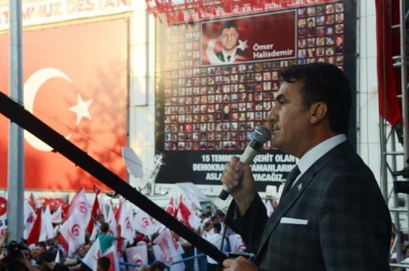 Osmangazi Belediye Başkanı Dündar'dan 15 Temmuz mesajı