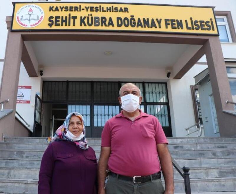Şehit ailesinden yurt talebi