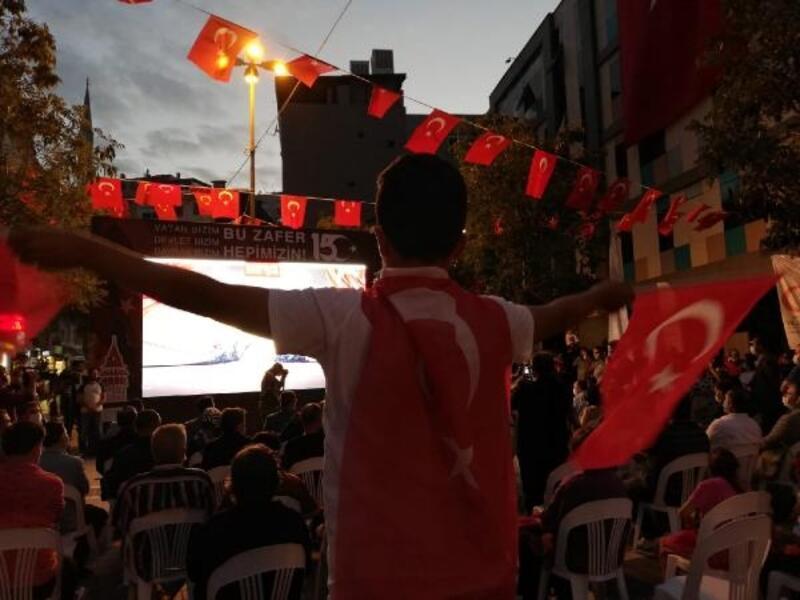 15 Temmuz şehit ve gazileri Beyoğlu'nda anıldı