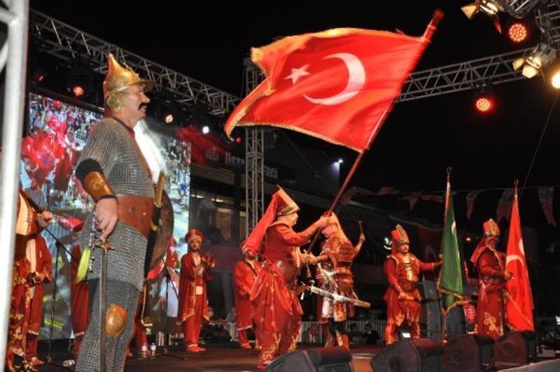 Aydın'da 15 Temmuz şehitleri anıldı