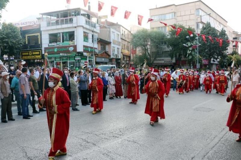 Isparta'da 15 Temmuz etkinlikleri
