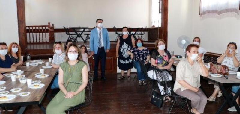 Eski Şehir Kulübü kadınlara ücretsiz tahsis edildi