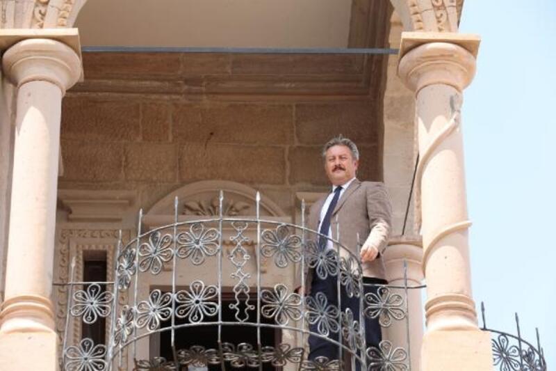 Başkan Palancıoğlu, Mimar Sinan'ı andı